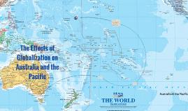 Copy of Australia & The Pacific