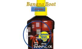 Banana Boats, or the Sea's Throat