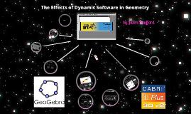 Copy of Dynamic Software in Geometry
