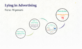 lying in advertising