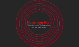 Numerburg Trials