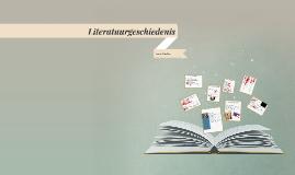 Literatuurgeschiedenis 90 tot heden