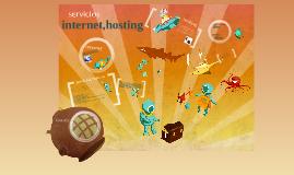 INTERNET,HOSTING Y SERVICIOS