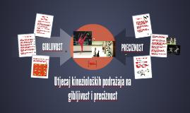 Utjecaj kinezioloških podražaja na gibljivost i