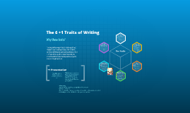The 6 +1 Traits of Writing