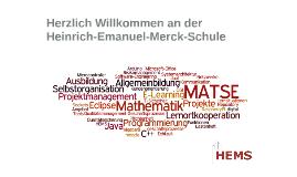 2017-09-18 MATSE Welcome Heinrich-Emanuel-Merck-Schule Darmstadt