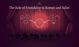 An Analysis of the Role of Friendship in Romeo and Juli
