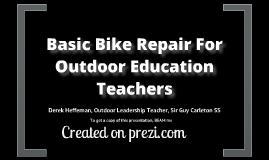 Tips for Bike Repair