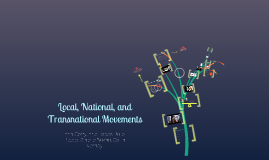 Local, National, and Transnational Movements