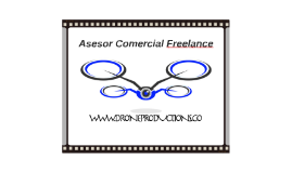 Drone Productions - Asesor Freelance