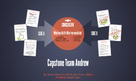 Andrews Capstone