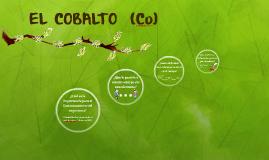 EL COBALTO  (Co)