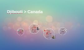 Djibouti aux Canada