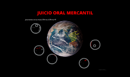 PROCESAL MERCANTIL