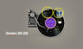 Choraleers 2014-2015