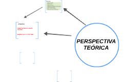 Marco o perspectiva teórica