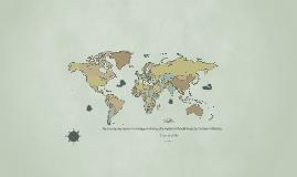 Copy of de moderne vorm van imperialisme die verband hield met de in