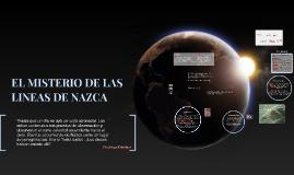 EL MISTERIO DE LAS LINEAS DE NAZCA