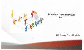 Copy of Copy of Copy of Contexto de la Administración de los proyectos PMI