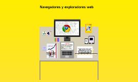 NAVEGADORES Y BUSCADORES EN LA WEB