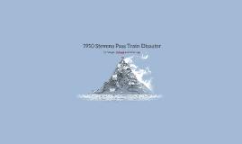 1910 Stevens Pass Train Disaster