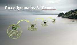 Tropical Iguana by AJ Gemma