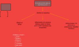 E2 BIV P10 PLANEACIÓN DE LA ENTREVISTA