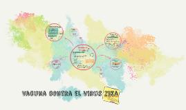 Vacuna contra el virus zika