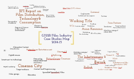 G322B Film Industry Case Studies 2012-13