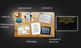 Influencia de los mapas mentales como estrategia evaluativa