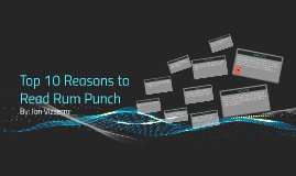 Copy of Top 10 Reasons to Read Rum Punch