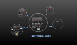 Copy of Literatura India