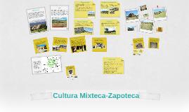 Copy of Cultura Mixteca-Zapoteca