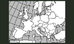 Mapa Europa estils