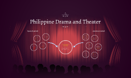 Philippine Drama and Theater