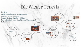 Die Wiener Genesis