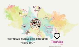 "Victoria's Secret pink presents: ""true you"""