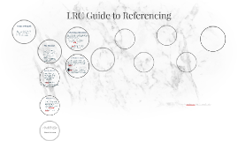 LRC Guide to Referencing
