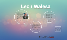 Solidarity Movement of Lech Wałęsa, the Contributions of Pop