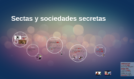 Sectas secretas