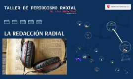 CLASE n°6 Redacción radial -TPR-UCV 2017