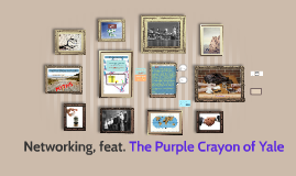 Networking feat. The Purple Crayon