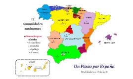 Un Paseo por España