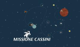 MISSIONE CASSINI
