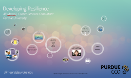Developing Resilience-CDPI 2015