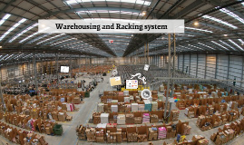 Copy of Copy of Material Handling and Storage Management