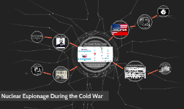 Nuclear Espionage During the Cold War