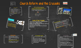 WH 14.1 - Church Reform and the Crusades