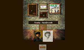 Tronie - Rembrandt