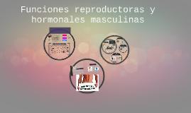 Funciones reproductoras masculinas